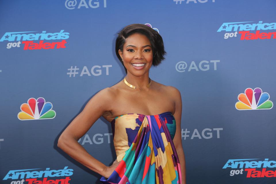 Gabrielle Union at the ″America's Got Talent″ Season 14 Kickoff in March.