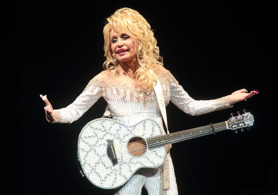 Dolly Parton and countless other artists have written songs about the coronavirus pandemic
