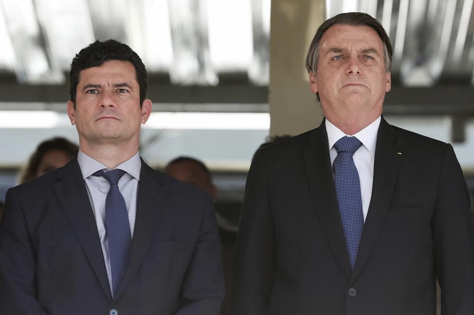 Brazil Justice Minister