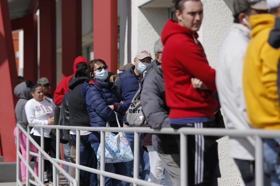 AP Poll Virus Outbreak Economy