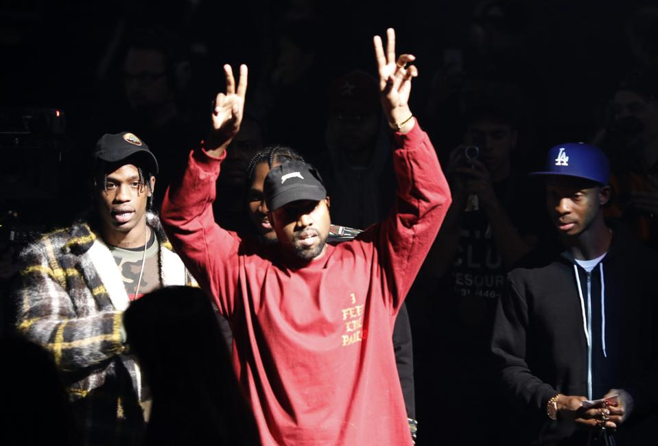 Kanye West Is Right To Use Borrowed Money Even Though He's Rich