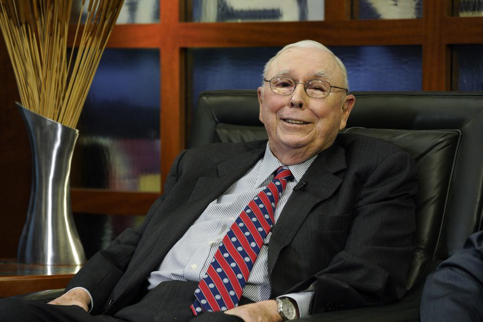 5 Insights From Charlie Munger At The 2020 Daily Journal Annual Meeting