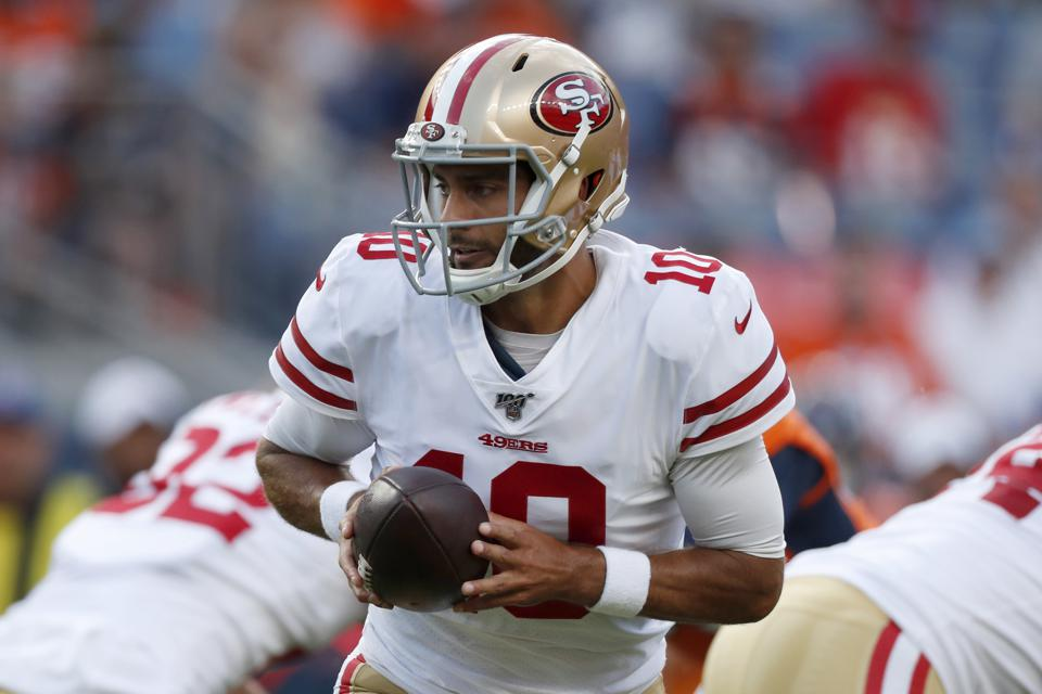 7b3201dc NFL Preseason: Previewing 49ers-Chiefs Game