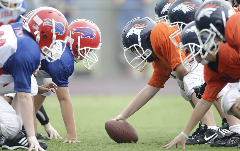 Youth Football Concussions
