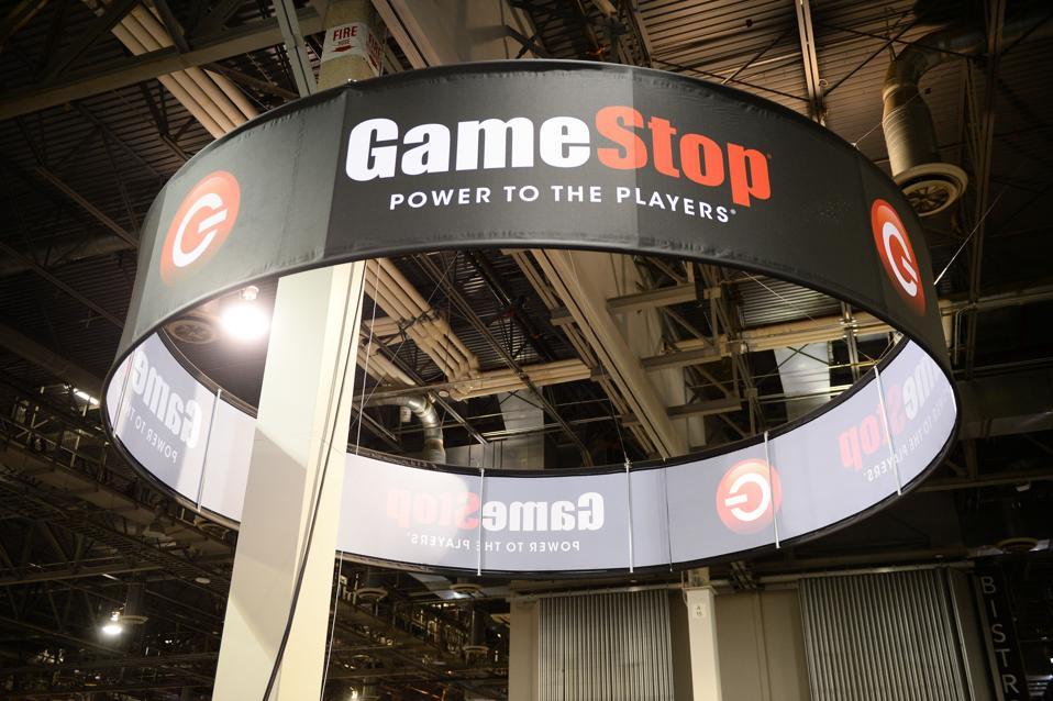 GameStop Vegas 2013