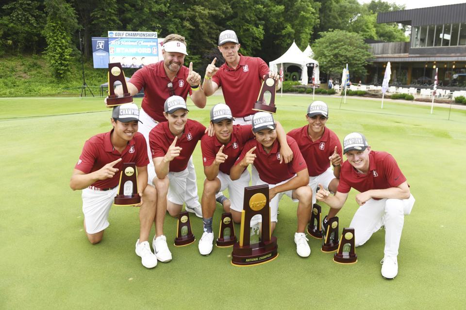 NCAA Men Golf