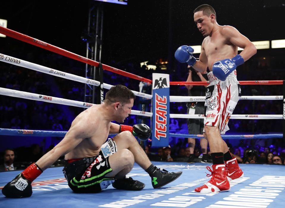 Cuadras Estrada Boxing