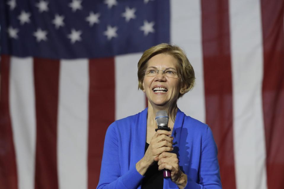 Elizabeth Warren private equity