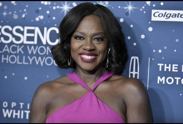 Oscars 2017: Viola Davis Wins Best Supporting Actress For 'Fences'