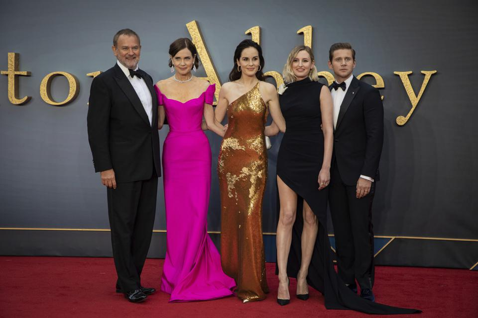 Britain Downton Abbey World Premiere