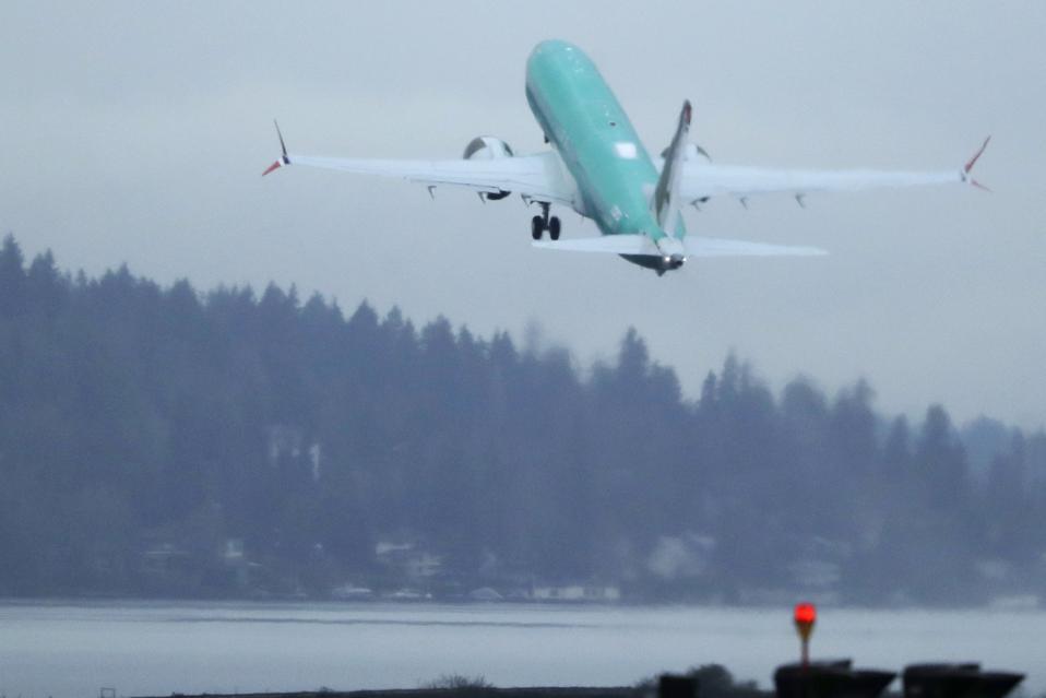 FAA Boeing