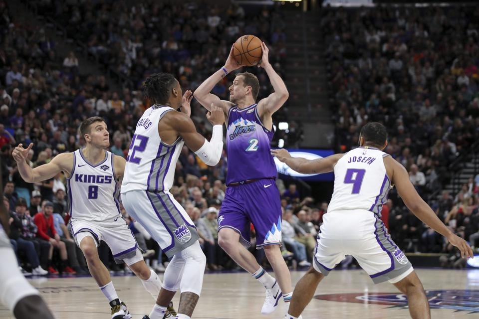 Fixing The Utah Jazz's Offense: Getting The Blender Whirring