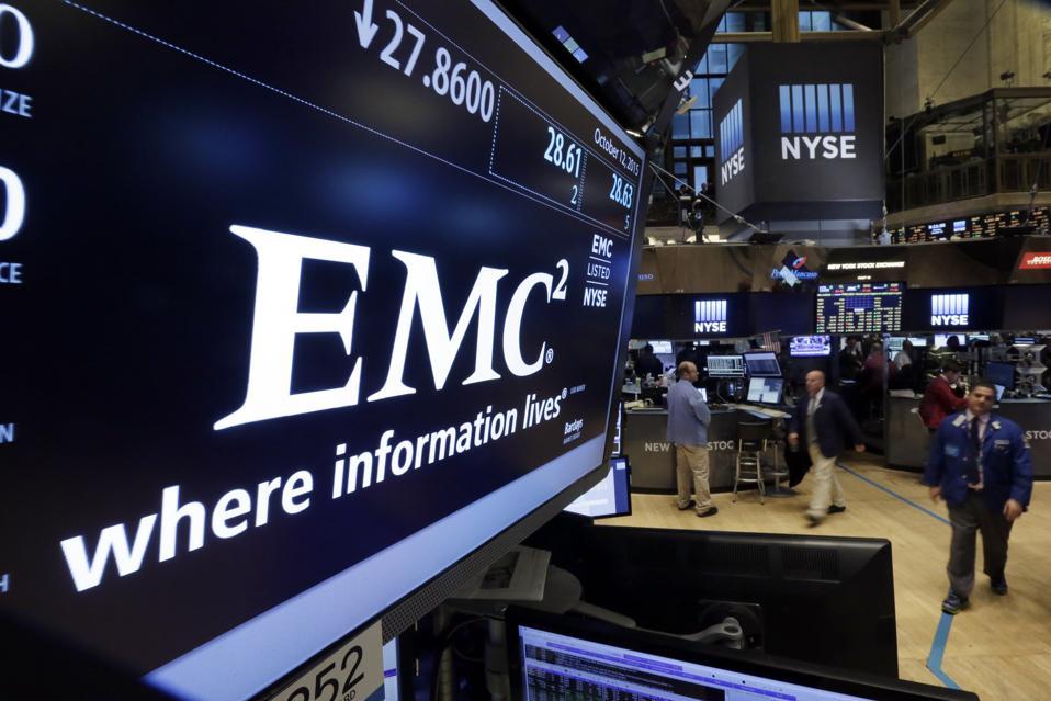 A Very Short History Of EMC Corporation