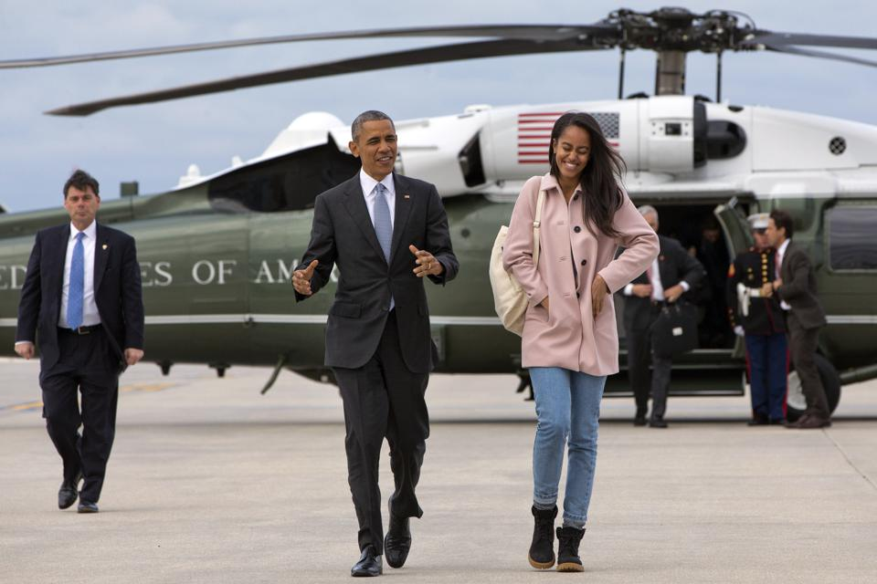 Malia Obama Is Taking A Gap Year--And So Should All Students