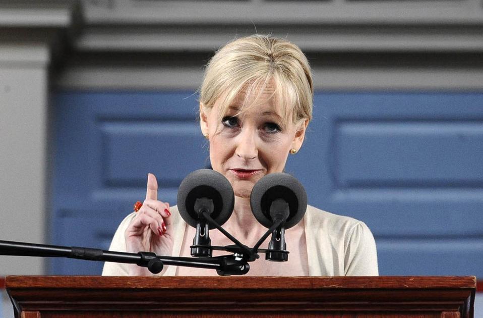 J.K. Rowling, JK Rowling twitter, JK Rowling terf, JK Rowling book