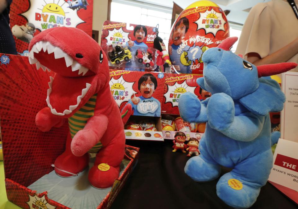 Growing Up Digital YouTube Star Toys