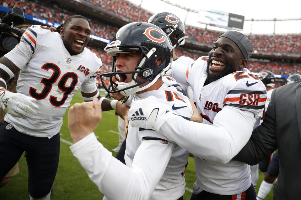 Eddy Pineiro Lives Up To The Billing, Helps Bears Avoid 0-2 Start