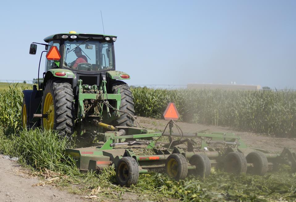 US farmers