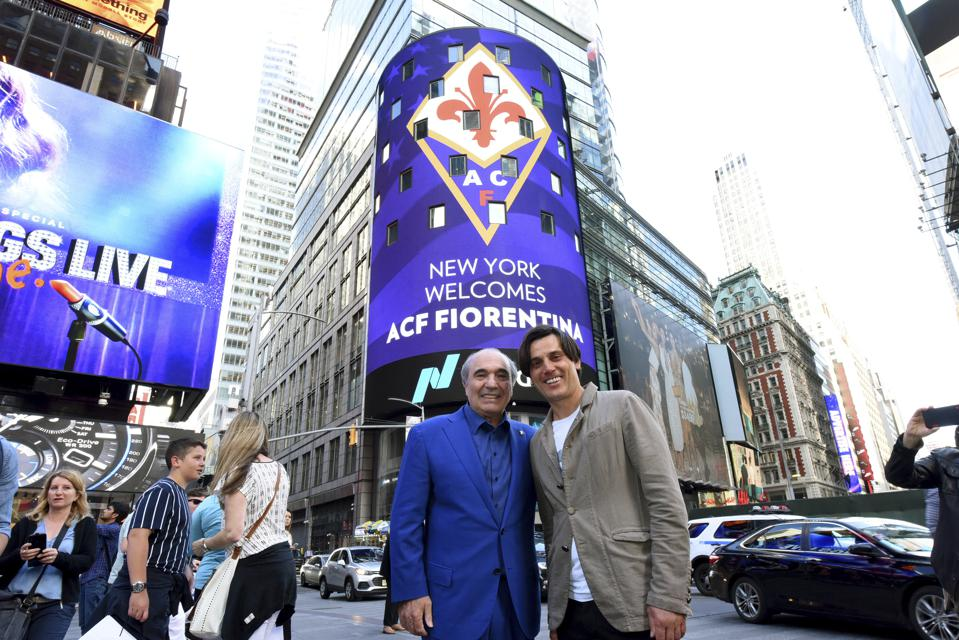 ACF Fiorentina confirms head coach Vincenzo Montella