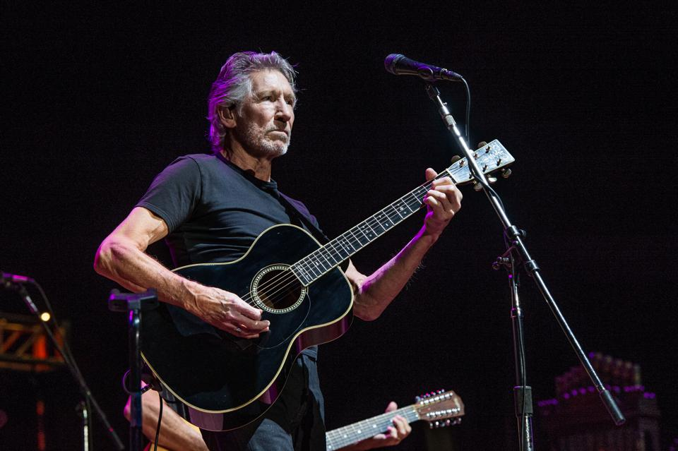 Roger Waters Set for First Solo No. 1 Album With Pink Floyd Style Political Protest