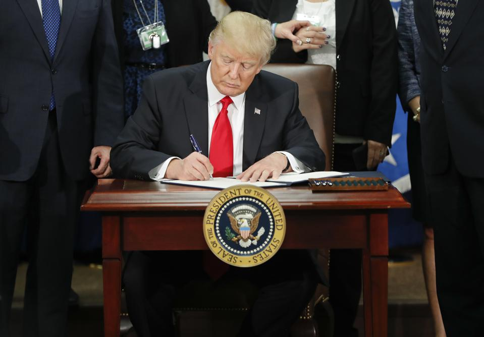 Video Game Industry Groups Criticize Trump's Travel Ban