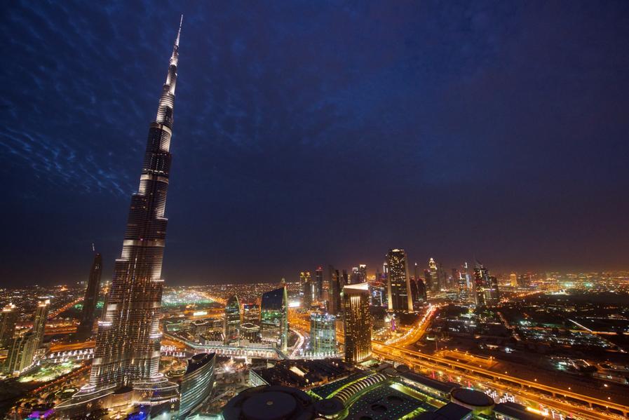 No. 7: Dubai