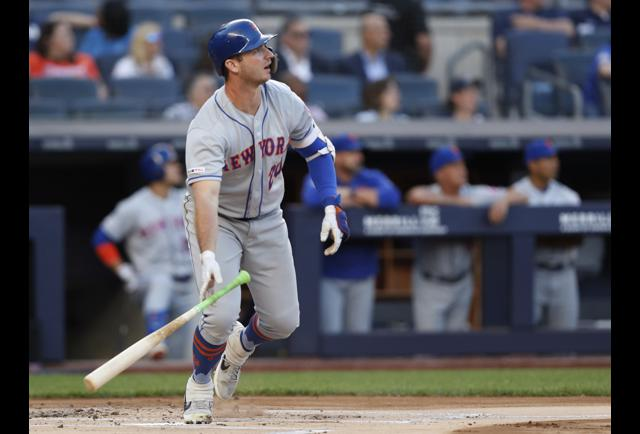 Latest Homer By Mets' Pete Alonso Caps Uneventful Subway Series