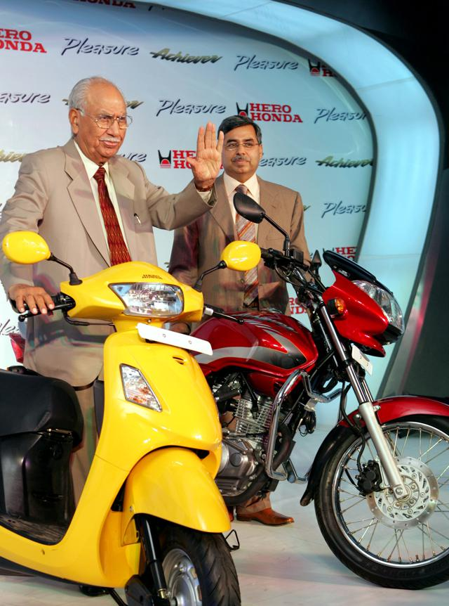 honda and hero group Honda and the munjals-promoted hero group holds 26 per cent each in hero honda, the world's largest two-wheeler maker however, there has been market speculation that.