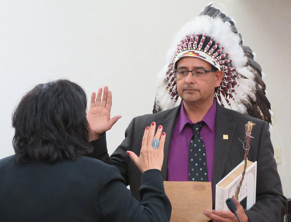 Tribal Election
