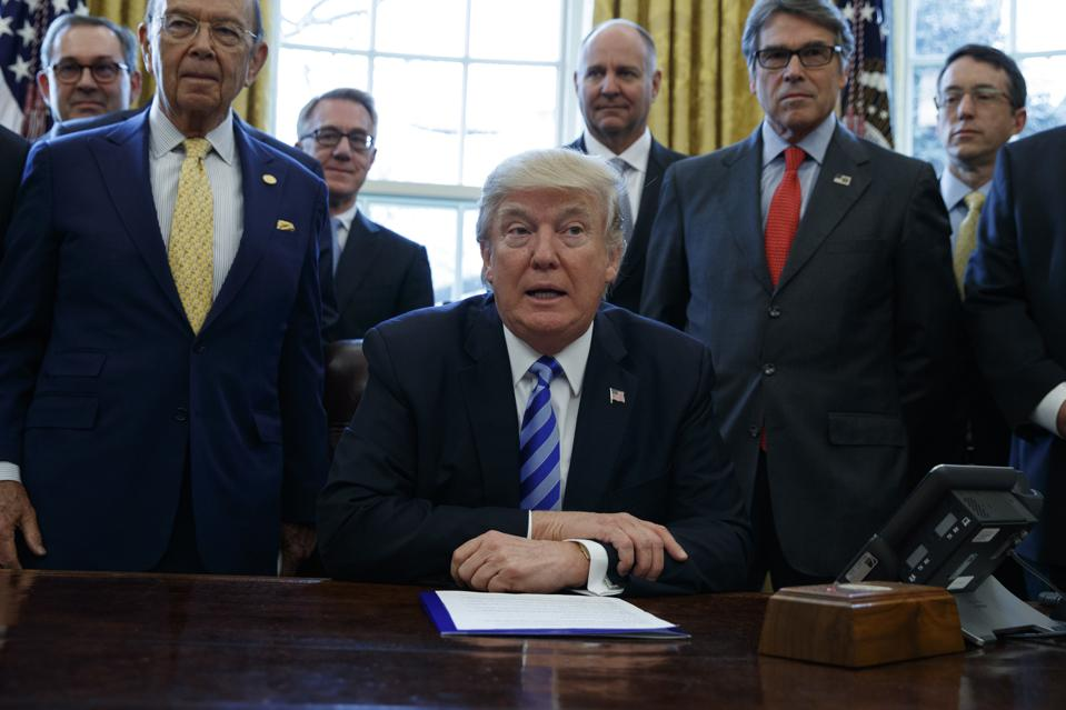 Trump's Energy Department Just Killed Jobs In 19 States