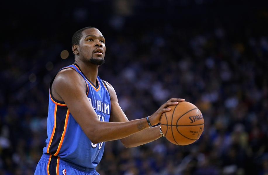 #2 Kevin Durant