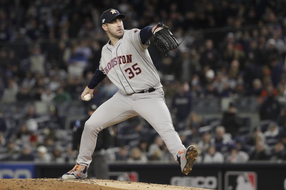 Justin Verlander Not A Big Fan Of Bullpens Deciding ALCS Game 6 Between Houston Astros, New York Yankees
