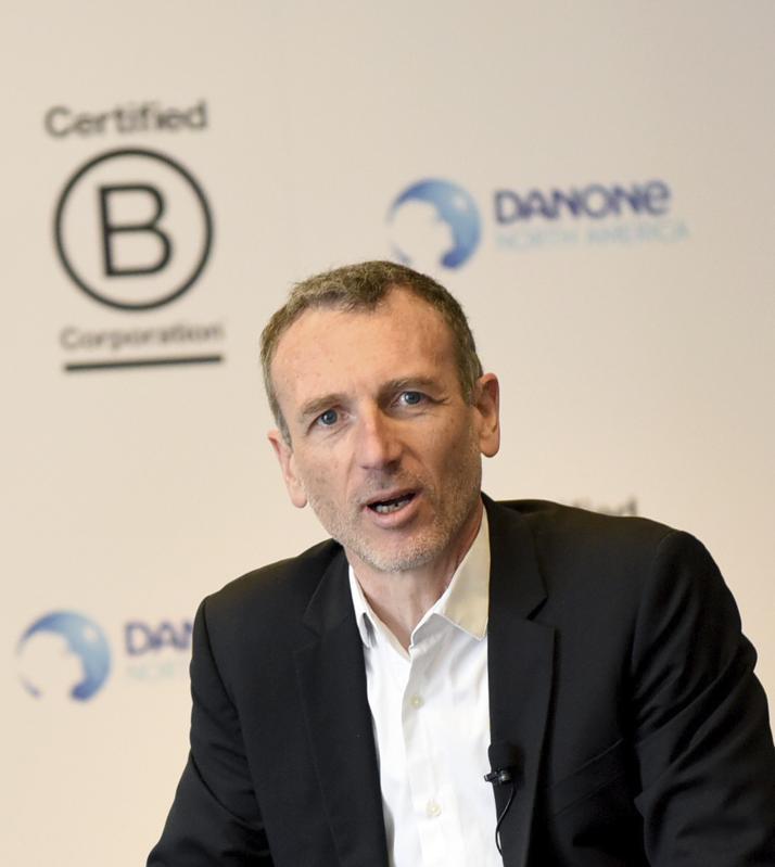 Danone B Corp Announcement
