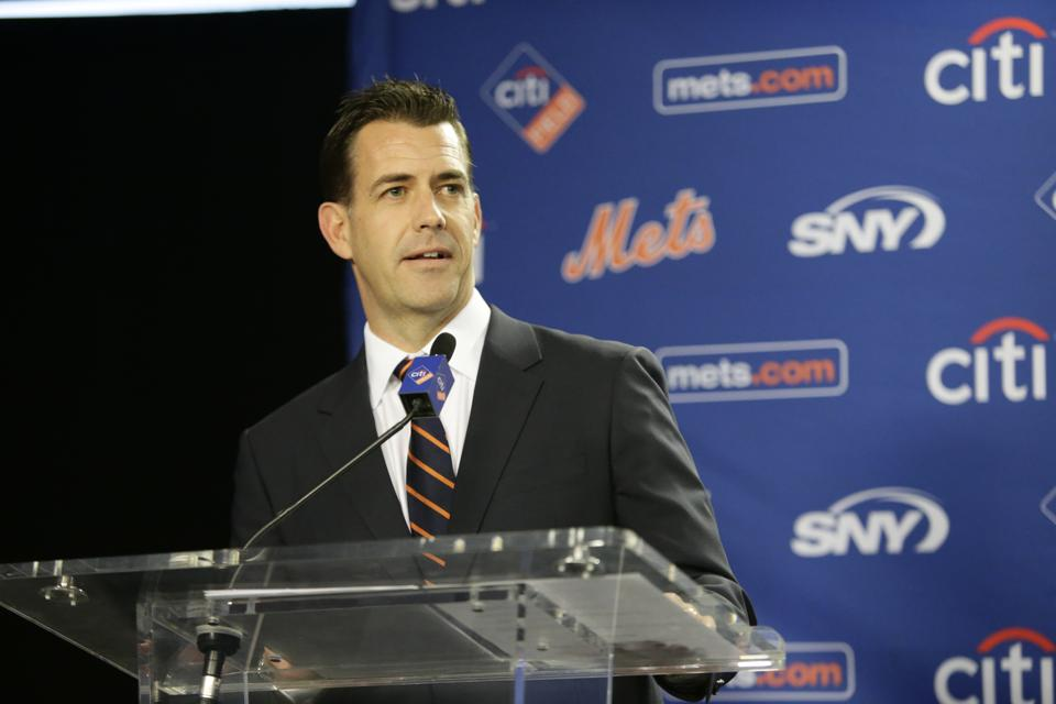 Brodie Van Wagenen on October 30.