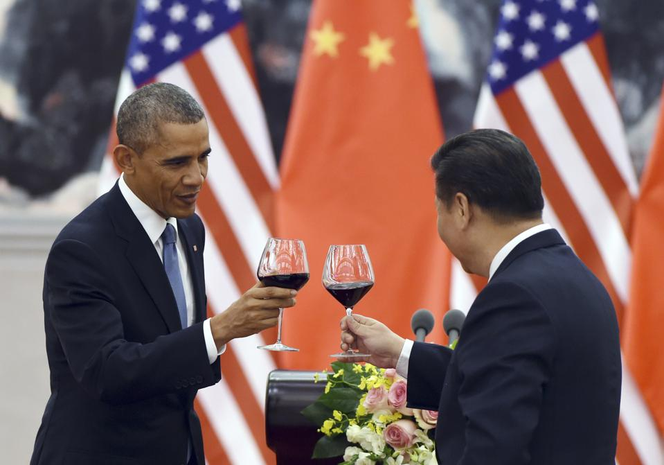 Obama Outdoes Trump As China WTO Battle Begins Again