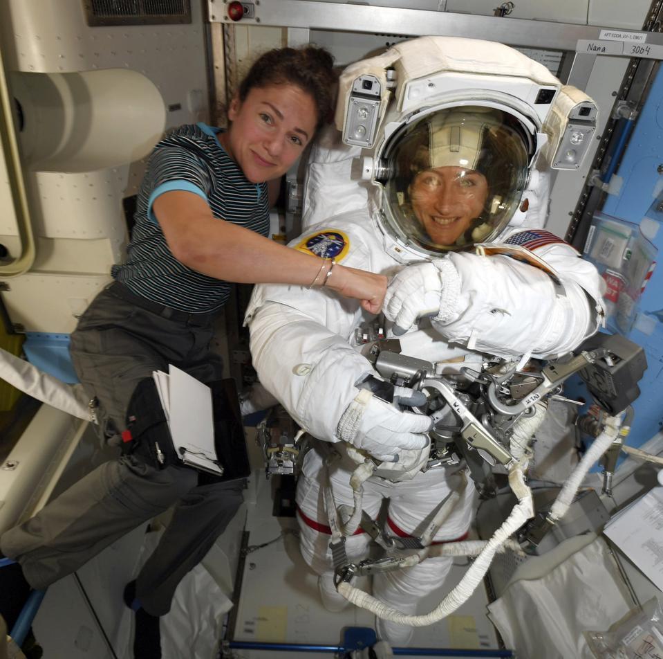 All-Female Spacewalk