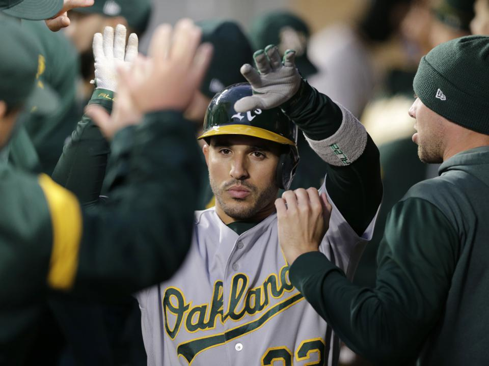 Image result for Bob Melvin Is Really Excited About The Future Of The Oakland Athletics