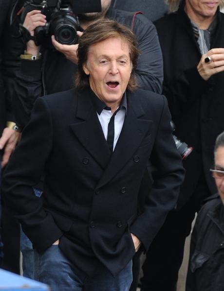 No. 12: Paul McCartney ($47 million)