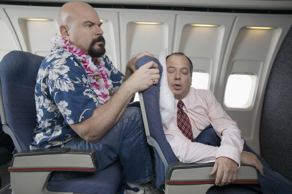 What If The Airlines' Dogma That Consumers Just Won't Pay More For Additional Leg Room Is Wrong?