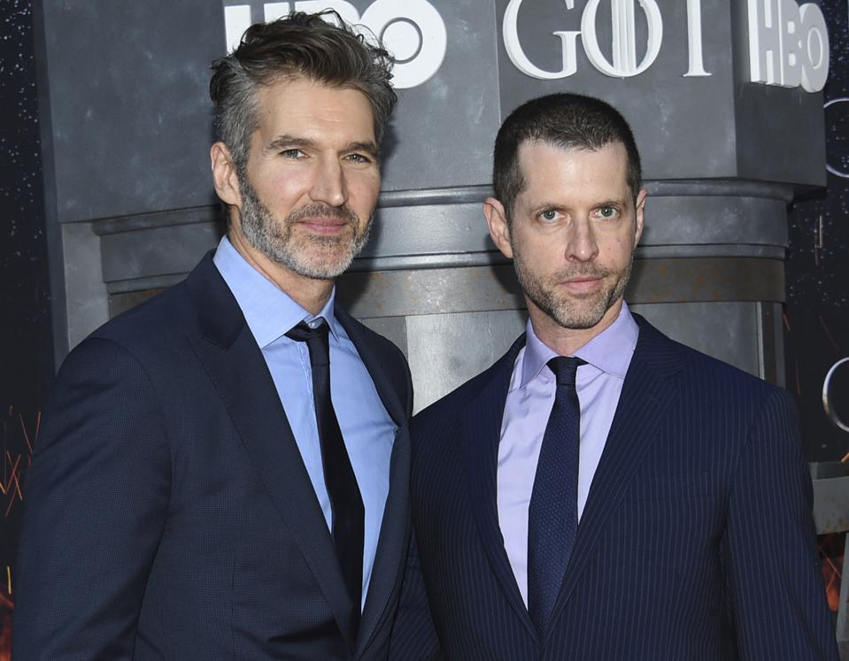 Game Of Thrones' Showrunners David Benioff And D.B. Weiss Missed Their Big  Opportunity To Explain Themselves