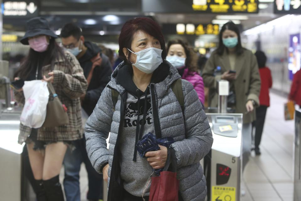 Taiwan China Outbreak