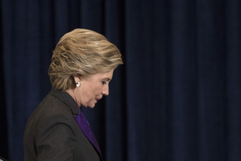Hillary Clinton's Loss In Michigan And How Leadership Teams Fail