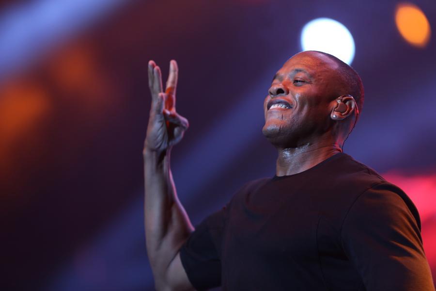 No. 20: Dr. Dre ($40 million, tie)