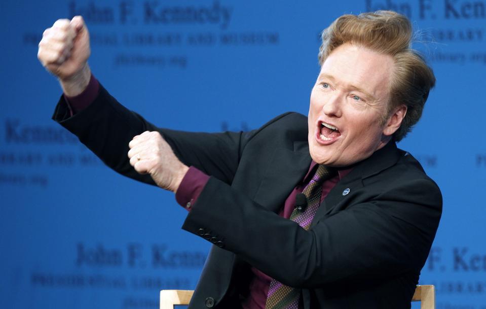 Conan O'Brien: Enjoy The Ride You Take