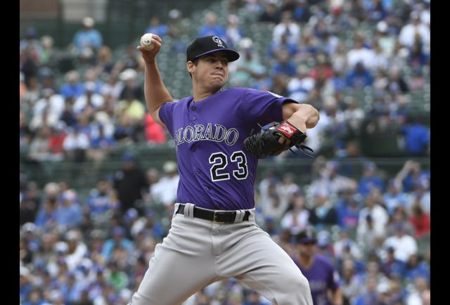 Peter Lambert Has Given The Rockies' Rotation A Timely Lift