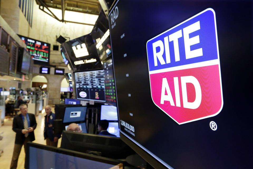Rite Aid Stock Split