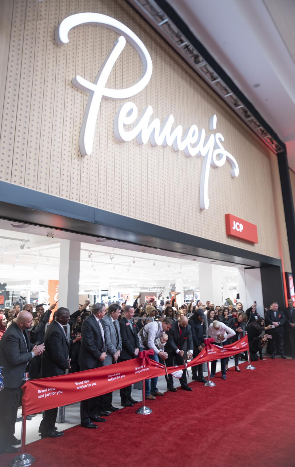 JCPenney BDS Opening