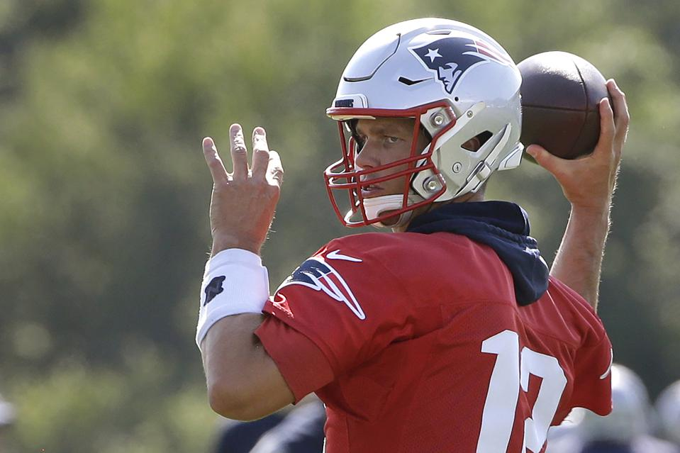 Tom Brady, Patriots Reportedly Reach Contract Extension