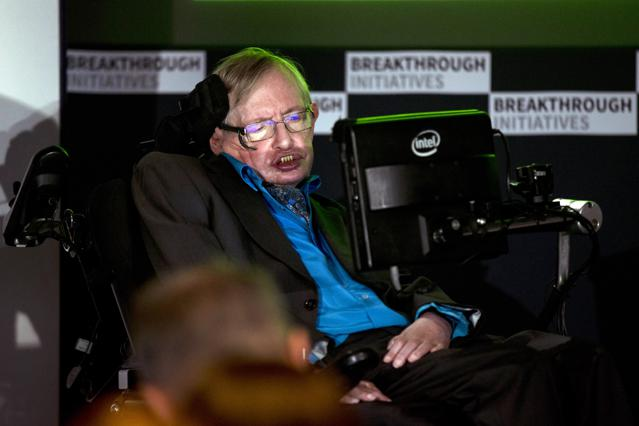 Your Smartphone Will Power Stephen Hawking's Massive Extraterrestrial Search