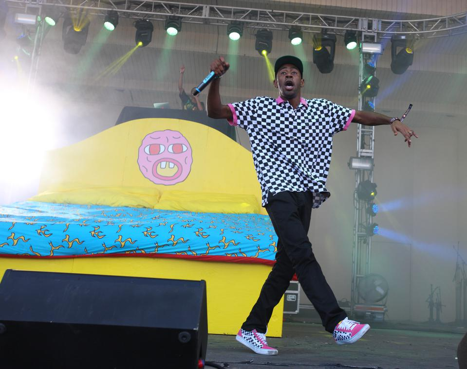 tyler the creator is adding to his resume with camp flog